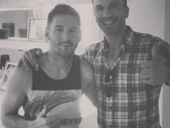 Leo Messi New Haircut and Hairstyle Pictures - Men's Hair Blog