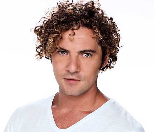 Fine Top Curly Hairstyles For Men You Must Try Men39S Hair Blog Short Hairstyles Gunalazisus