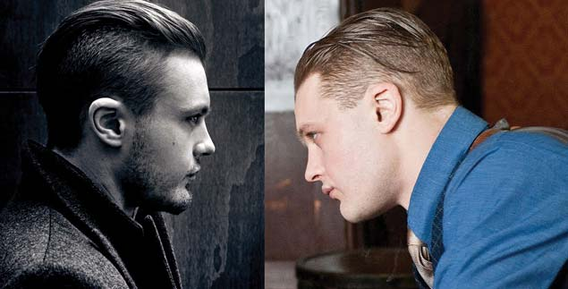 Undercut Hairstyle How To Style Haircut Mens Hair Blog